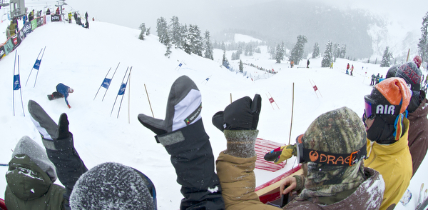 Legendary Banked Slalom