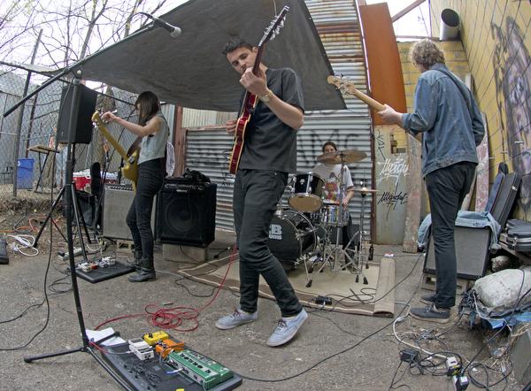 Brooklyn Backyard Show
