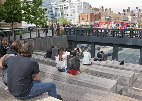 New York City High Line Photos