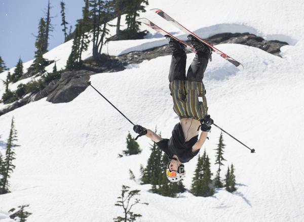Mt Baker Seshup: Snowboarding and skiing