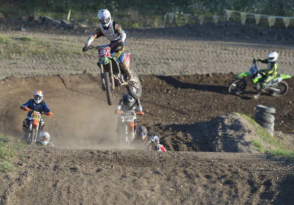 Thursday night Motocross races