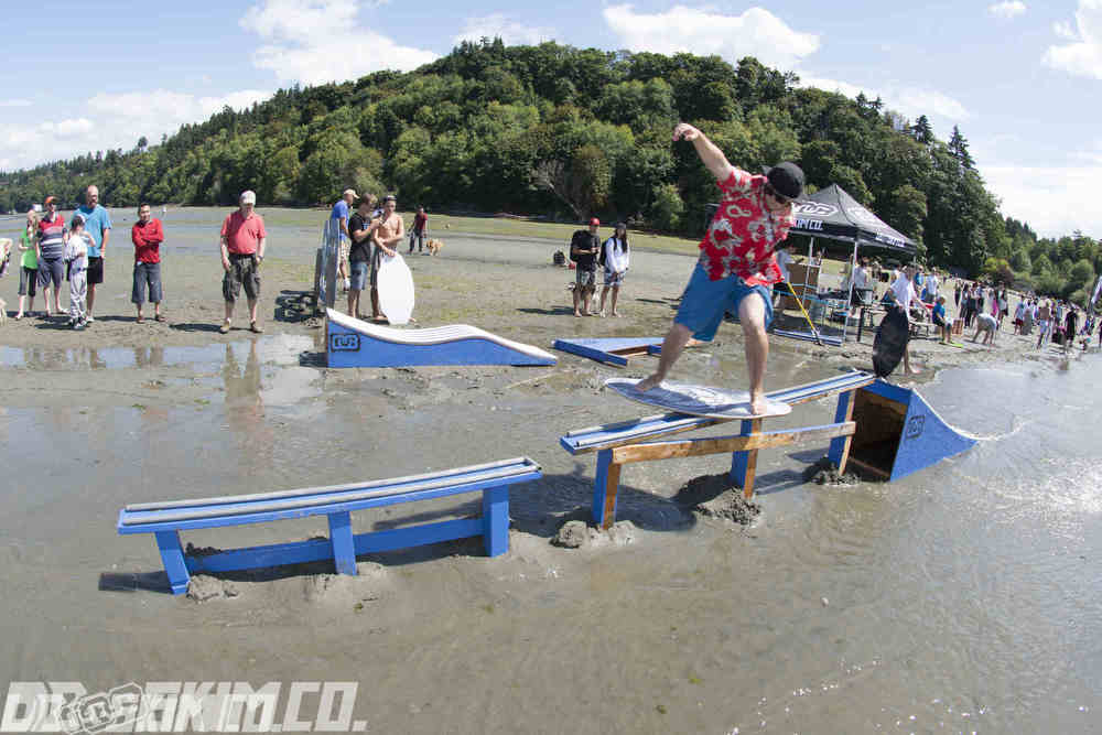 Photos from the 2016 DB Pro/AM at Dash Point in Federal Way, Washington. This was the 13th annual contest put on by DB skimboards and you can find more information at DBskimboards.com.